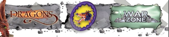 Figurines Plastoy - Contes et légendes - Les dragons