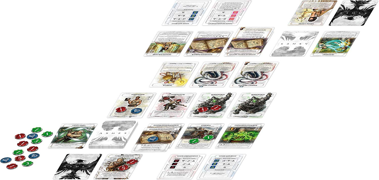 Plaid Hat Games - Ashes - jeu de cartes