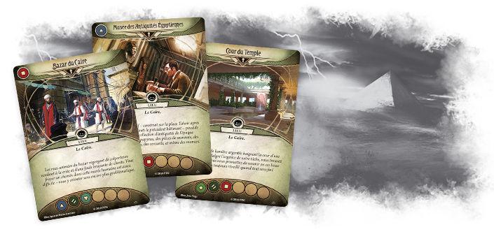Fantasy Flight Games - Horreur à Arkham : Le Jeu de Cartes - Gardiens de l'Abîme