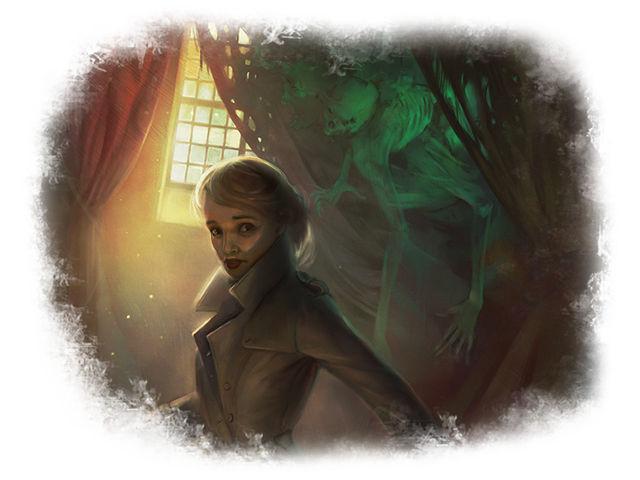 Horreur à Arkham : Le Jeu de Cartes - Le Nom Secret