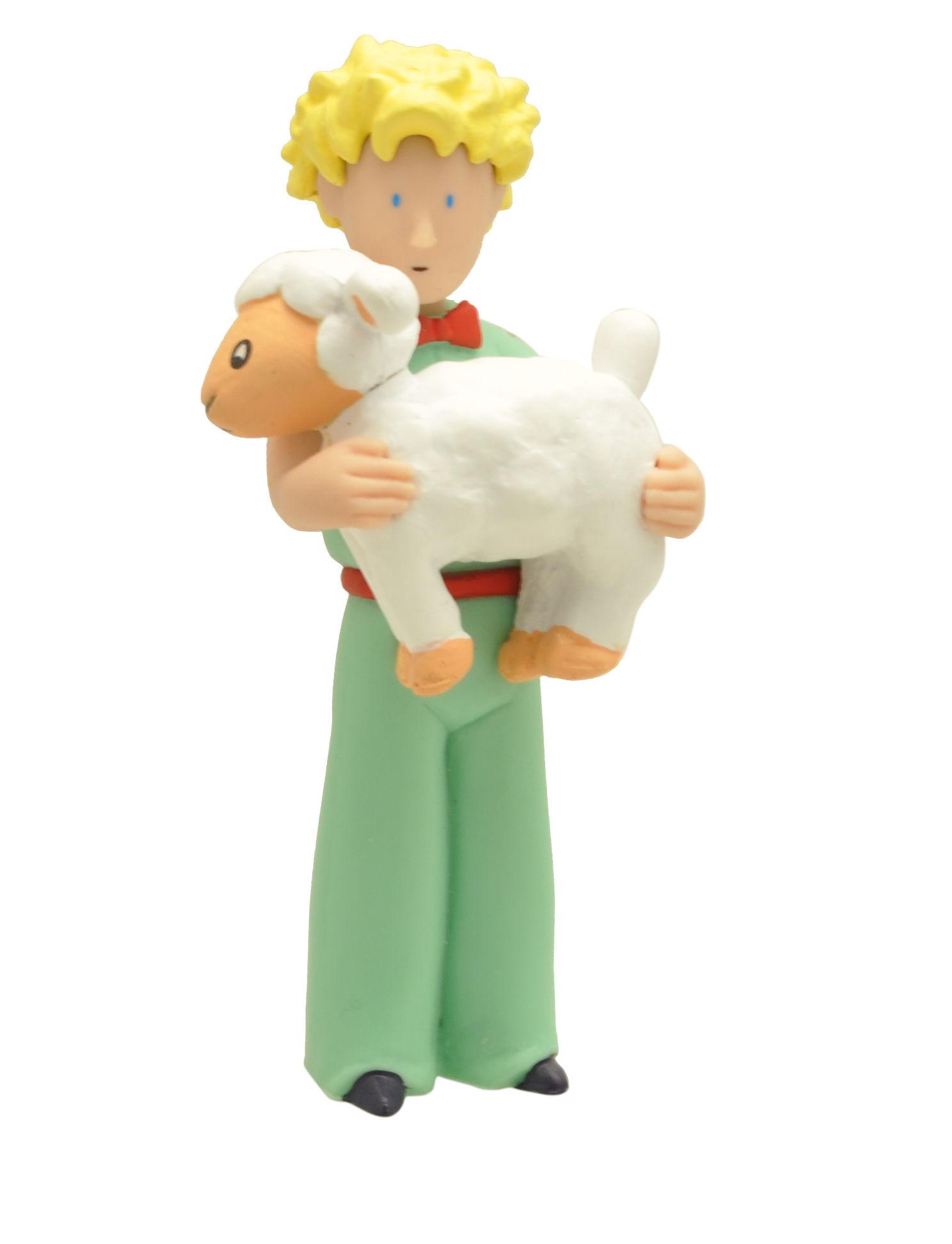 Plastoy The Little Prince Portachiavi Il Piccolo Principe e la Pecora 13 cm